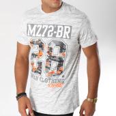/achat-t-shirts/mz72-tee-shirt-thecheck-gris-clair-chine-150611.html