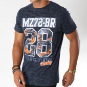 /achat-t-shirts/mz72-tee-shirt-thecheck-bleu-marine-chine-150612.html