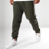 /achat-pantalons-joggings/adidas-pantalon-jogging-outline-vert-kaki-150667.html