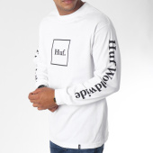 /achat-t-shirts-manches-longues/huf-tee-shirt-manches-longues-domestic-blanc-150763.html