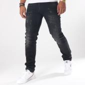 /achat-jeans/le-temps-des-cerises-jean-slim-711-basic-noir-150753.html