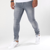 /achat-jeans/le-temps-des-cerises-jean-skinny-power-905-gris-150756.html