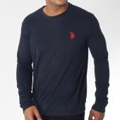 /achat-t-shirts-manches-longues/us-polo-assn-tee-shirt-manches-longues-uspa-bleu-marine-150727.html