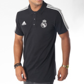 /achat-polos-manches-courtes/adidas-polo-manches-courtes-real-de-madrid-cw8695-noir-blanc-150878.html