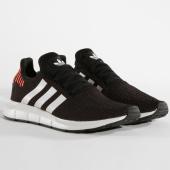 /achat-baskets-basses/adidas-baskets-swift-run-b37730-core-black-footwear-white-150951.html