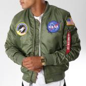 https://www.laboutiqueofficielle.com/achat-bombers/bomber-ma-1-vf-nasa-vert-kaki-150783.html