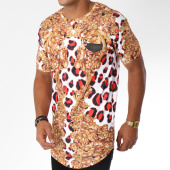 /achat-t-shirts-longs-oversize/gianni-kavanagh-tee-shirt-oversize-050-limited-edition-blanc-leopard-renaissance-150902.html