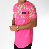 /achat-t-shirts-longs-oversize/gianni-kavanagh-tee-shirt-oversize-degrade-summer-baroque-rose-renaissance-150927.html