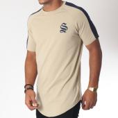 /achat-t-shirts-longs-oversize/sinners-attire-tee-shirt-oversize-avec-bande-stripe-core-571-beige-bleu-marine-150820.html