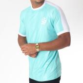 /achat-t-shirts/sinners-attire-tee-shirt-de-sport-retro-cali-588-vert-clair-blanc-150822.html
