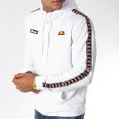 /achat-sweats-zippes-capuche/ellesse-sweat-zippe-capuche-avec-bandes-1032-blanc-150972.html