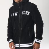/achat-sweats-zippes-capuche/terance-kole-sweat-zippe-capuche-98168-noir-blanc-151070.html