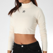 /achat-t-shirts-manches-longues/adidas-tee-shirt-manches-longues-crop-femme-dh2761-beige-151301.html