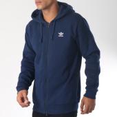 /achat-sweats-zippes-capuche/adidas-sweat-capuche-zippe-fleece-dn6013-bleu-marine-151342.html