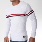 /achat-pulls/classic-series-pull-5962-blanc-gris-chine-151264.html