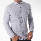 /achat-chemises-manches-longues/classic-series-chemise-manches-longues-16398-gris-carreaux-151265.html
