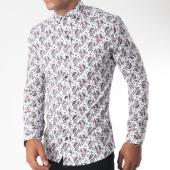/achat-chemises-manches-longues/classic-series-chemise-manches-longues-16374-blanc-floral-151282.html