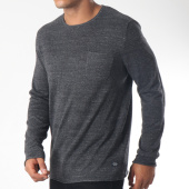 /achat-t-shirts-poche/jack-and-jones-tee-shirt-poche-manches-longues-word-gris-anthracite-151145.html