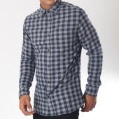 /achat-chemises-manches-longues/jack-and-jones-chemise-manches-longues-a-carreaux-jacob-bleu-marine-151151.html