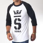 /achat-t-shirts-manches-longues/supra-tee-shirt-manches-longues-oversize-champ-102101-blanc-noir-151128.html