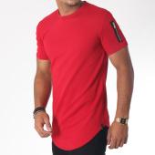 /achat-t-shirts-longs-oversize/uniplay-tee-shirt-oversize-poche-bomber-uy255-rouge-151207.html