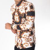 /achat-chemises-manches-longues/uniplay-chemise-manches-longues-t383-blanc-noir-jaune-151317.html