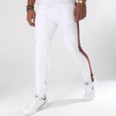 /achat-jeans/denim-lab-jean-slim-bandes-brodees-13016-blanc-vert-rouge-151509.html