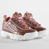 /achat-baskets-basses/fila-baskets-femme-disruptor-mm-low-1010442-70x-ash-rose-gold-151433.html