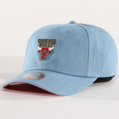 /achat-casquettes-de-baseball/mitchell-and-ness-casquette-denim-pin-chicago-bulls-bleu-clair-151372.html