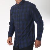 /achat-chemises-manches-longues/produkt-chemise-manches-longues-graham-bleu-marine-noir-151382.html