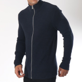 /achat-cardigans-gilets/selected-gilet-zippe-victor-bleu-marine-151450.html