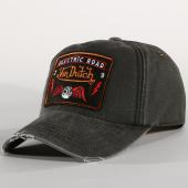 /achat-casquettes-de-baseball/von-dutch-casquette-jack11-gris-anthracite-151385.html