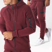 /achat-ensembles-survetement/aarhon-ensemble-de-survetement-aj119-bordeaux-151587.html