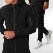/achat-ensembles-survetement/aarhon-ensemble-de-survetement-aj115-noir-151610.html