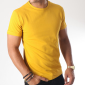/achat-t-shirts/aarhon-tee-shirt-1816-jaune-moutarde-151675.html