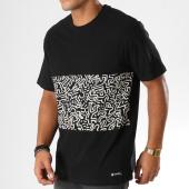 /achat-t-shirts/element-tee-shirt-keith-haring-big-panel-noir-ecru-151681.html