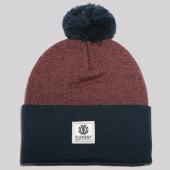 /achat-bonnets/element-bonnet-dusk-pom-ii-bleu-marine-bordeaux-chine-151684.html