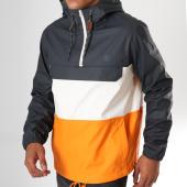 /achat-coupe-vent/element-coupe-vent-covert-rain-gris-anthracite-blanc-orange-151686.html
