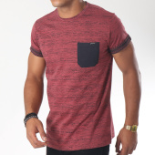/achat-t-shirts-poche/deeluxe-tee-shirt-poche-astec-bordeaux-151732.html