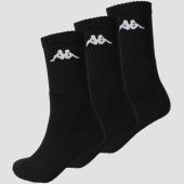 /achat-chaussettes/kappa-lot-de-3-paires-de-chaussettes-304mt10-noir-blanc-151800.html