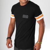 /achat-t-shirts-longs-oversize/304-clothing-tee-shirt-oversize-brooks-noir-blanc-camel-151896.html