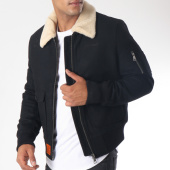 /achat-bombers/bombers-original-bomber-col-mouton-aviator-noir-151975.html