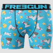 /achat-boxers/freegun-boxer-lapins-cretins-mer-bleu-clair-151870.html