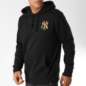 /achat-sweats-capuche/47-brand-sweat-capuche-new-york-yankees-408759-noir-dore-152242.html
