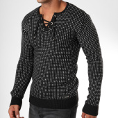 /achat-pulls/classic-series-pull-5953-noir-blanc-152183.html