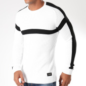/achat-pulls/classic-series-pull-5960-blanc-noir-152195.html