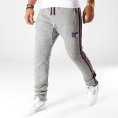 /achat-pantalons-joggings/superdry-pantalon-jogging-avec-bandes-time-trial-gris-chine-152146.html