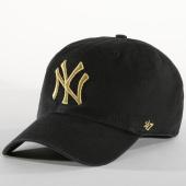 /achat-casquettes-de-baseball/47-brand-casquette-clean-up-new-york-yankees-mtclu17gws-noir-dore-152302.html