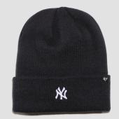 /achat-bonnets/47-brand-bonnet-new-york-yankees-face-bleu-marine-152328.html
