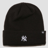 /achat-bonnets/47-brand-bonnet-new-york-yankees-face-noir-152330.html